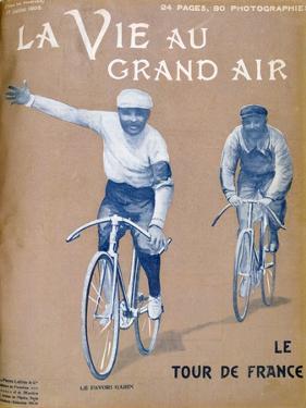 Tour De France, 17 July 1903