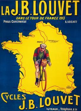 Tour de France, c.1913