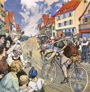 Tour de France Muller