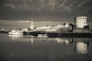 Tour De La Lanterne and Tour De La Chaine Towers, La Rochelle, Charente-Maritime