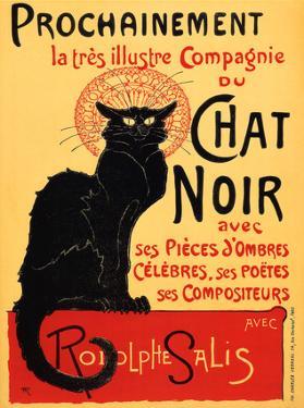 Tournee du Chat Noir, c.1896