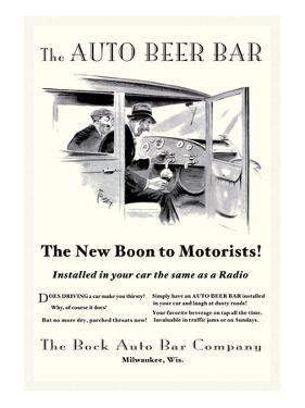 The Auto Beer Bar by Tousey