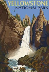 Yellowstone National Park Posters Prints Paintings Wall Art For Sale Allposters Com