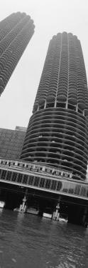 Towers, Marina Towers, Chicago, Illinois, USA