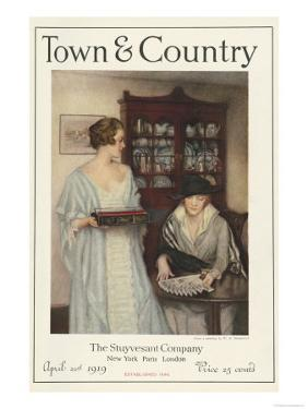 Town & Country, April 20th, 1919