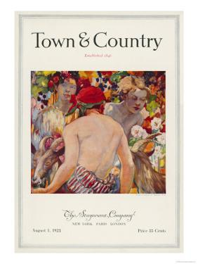 Town & Country, August 1st, 1923