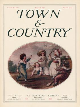 Town & Country, August 8th, 1914