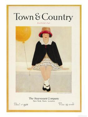 Town & Country, December 1st, 1922