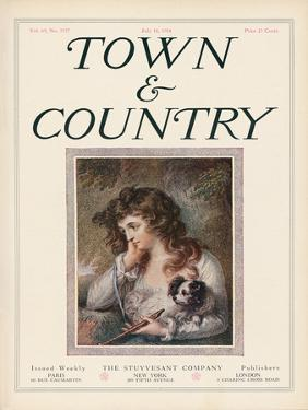 Town & Country, July 18th, 1914