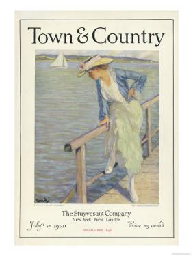 Town & Country, July 1st, 1920