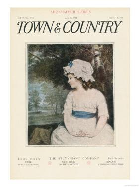 Town & Country, July 25th, 1914