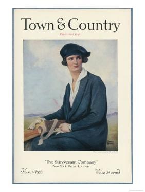 Town & Country, November 1st, 1923