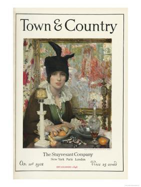 Town & Country, October 10th, 1921