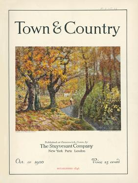 Town & Country, October 1st, 1920