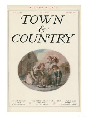 Town & Country, September 26th, 1914