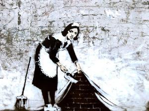 Town Maid Sweep at Hoxton