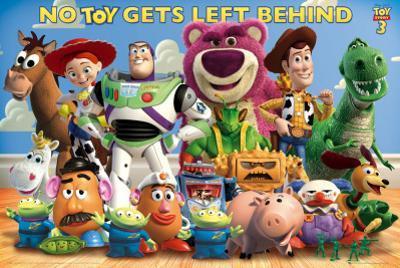 Toy Story 3 Cast