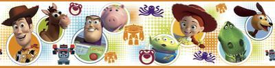 Toy Story 3 Peel & Stick Border Wall Decal
