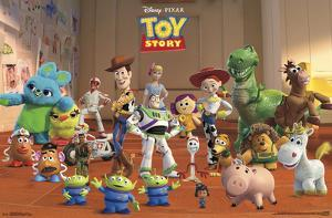 Toy Story 4 - Collage