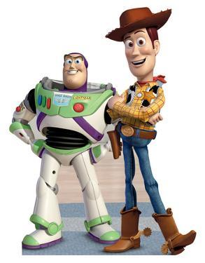 Toy Story - Buzz and Woody