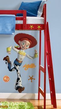 Toy Story - Jessie Peel & Stick Giant Wall Decals