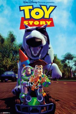 TOY STORY - ONE SHEET