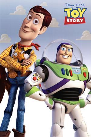 Toy Story (Woody & Buzz)