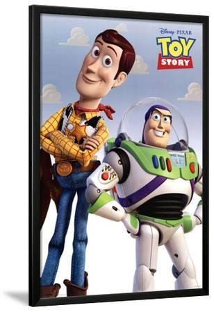 Toy Story (Woody & Buzz)
