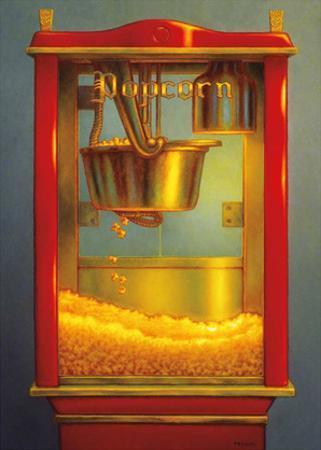 Popcorn II by TR Colletta
