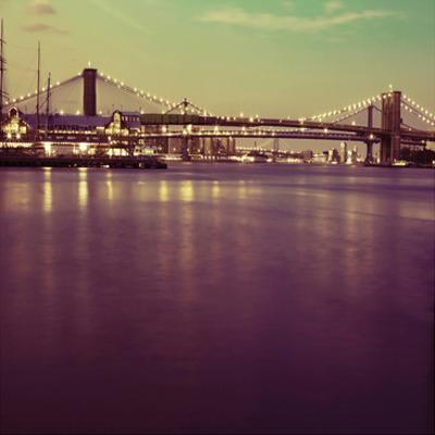 Mathattan Bridge by Tracey Telik