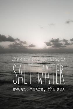 Sea Saltwater 2 by Tracey Telik