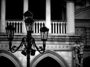 Venice rain by Tracey Telik