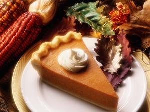 Piece of Pumpkin Pie by Tracey Thompson