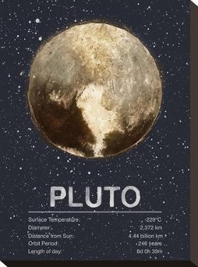 Pluto by Tracie Andrews