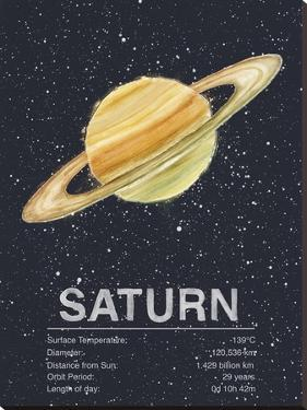 Saturn by Tracie Andrews