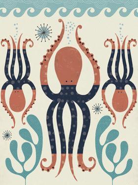 Octopus Garden by Tracy Walker