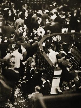 Trading Post Nine, New York Stock Exchange