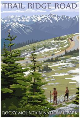 Trail Ridge Road - Rocky Mountain National Park