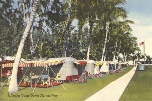 Trailer Campground, Florida