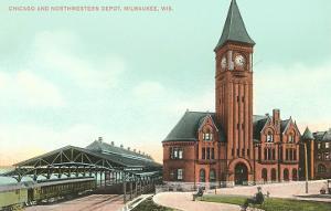 Train Depot, Milwaukee, Wisconsin