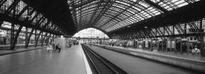 Train Station, Cologne, Germany