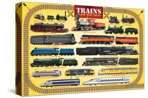 Trains for Kids
