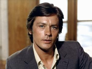 Traitement by Choc by AlainJessua with Alain Delon, 1973 (photo)