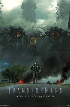 Transformers 4 - One Sheet
