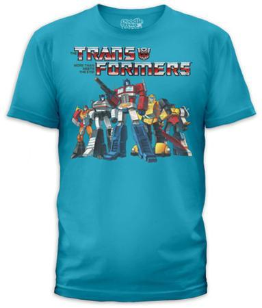 Transformers - Autobot Crew (slim fit)