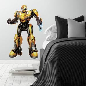 Transformers Bumblebee Peel And Stick Giant Wall Decal