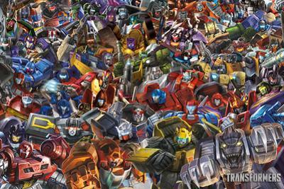 Transformers - Collage