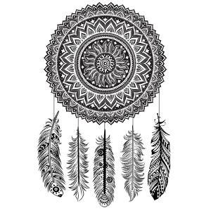 Ethnic Dream Catcher by transiastock