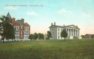 Transylvania University, Lexington, Kentucky