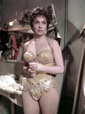 Trapeze by CarolReed with Gina Lollobrigida, 1956 (photo)
